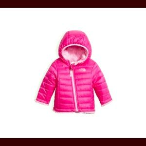 The North Face Petticoat Pink Swirl Jacket